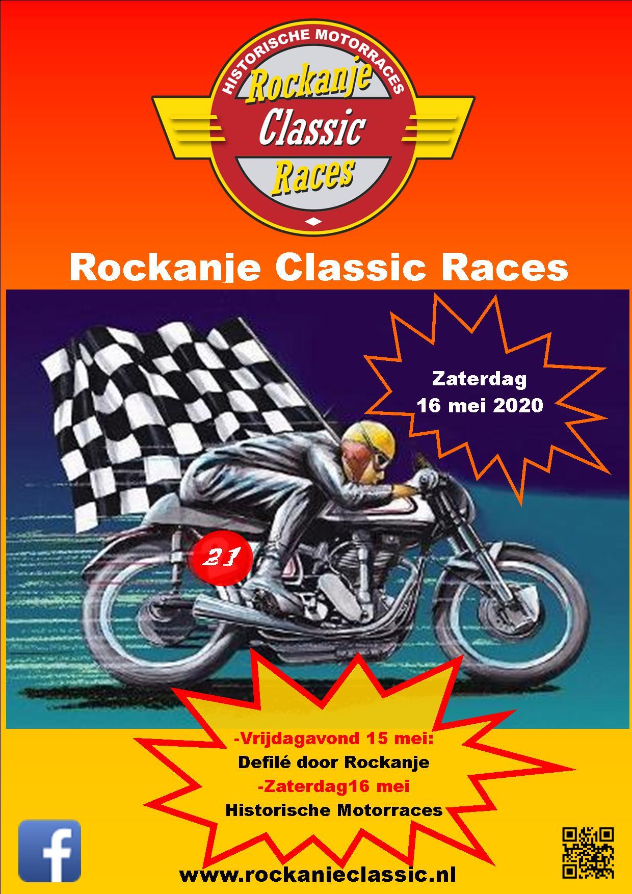 Rockanje Classic Races 2020.